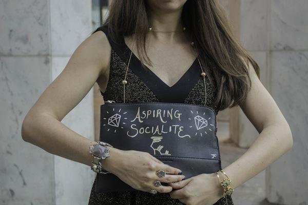 Aspiring Socialite Fashion Blogger NYC