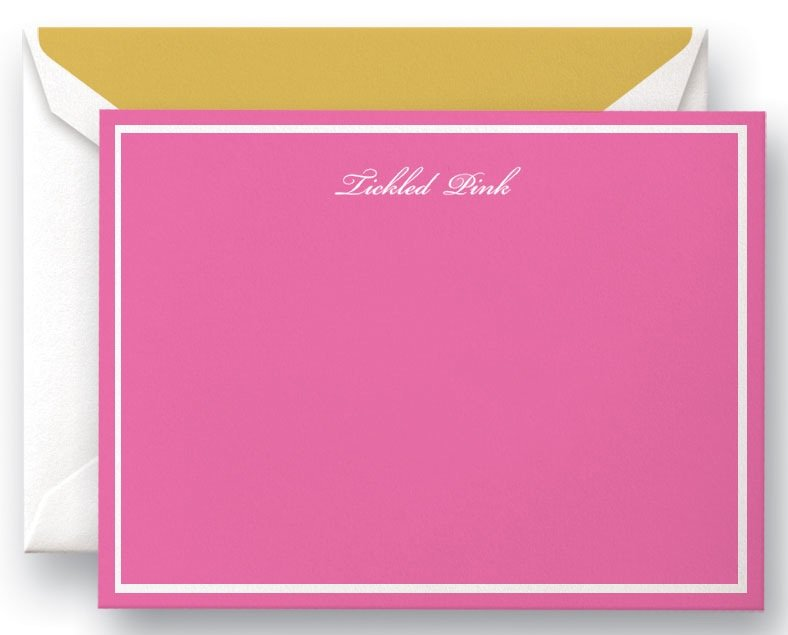 What is classier than personalized printed Thank You cards that express your