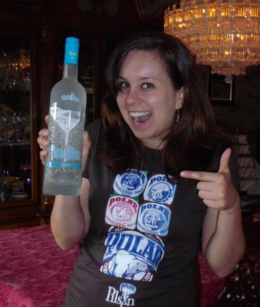 Starting Off my Birthday Weekend with Cake Flavored Vodka Aspiring