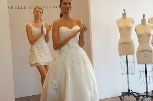 bridal fashion week New York