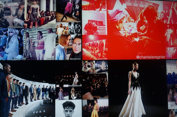 Instagram New York Fashion Week