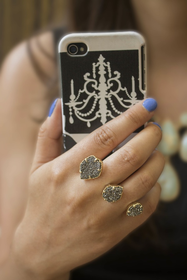 Aspiring Socialite Fashion Blogger