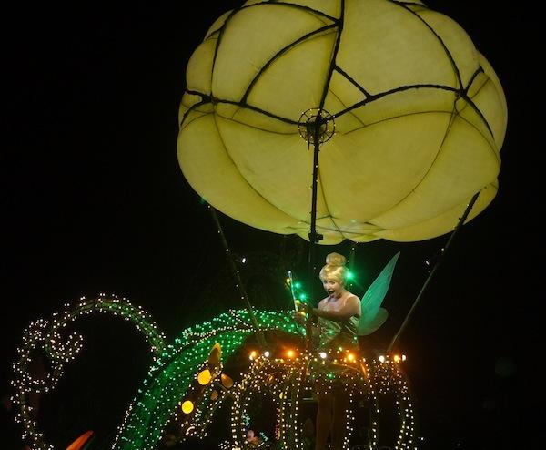 Tinkerbelle Peter Pan