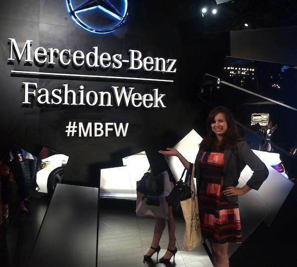 MBFW Mercedes-Benz Fashion Week