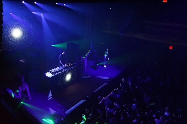 DJ MAKJ Webster Hall