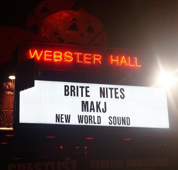 Webster Hall Music