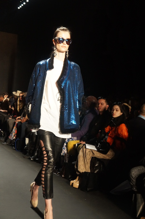 High Fashion New York Fashion Week