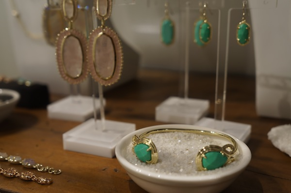 Kendra Scott Jewelry Showroom