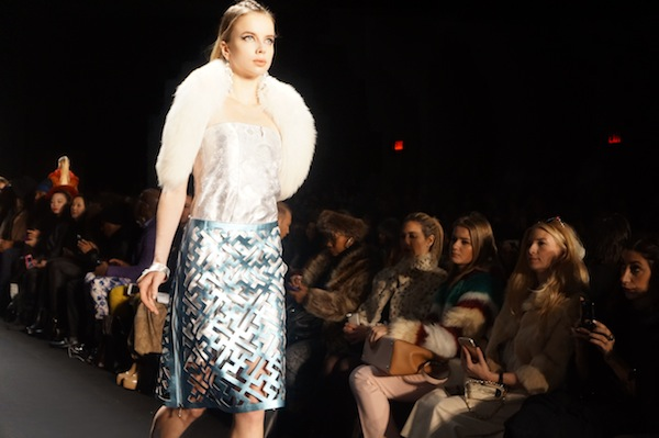 Mongol New York Fashion Week