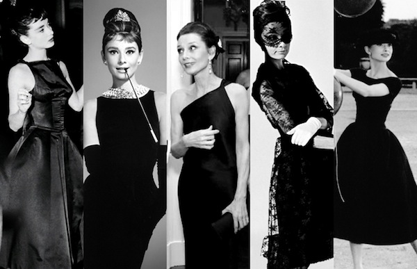 Audrey Hepburn Little Black Dress