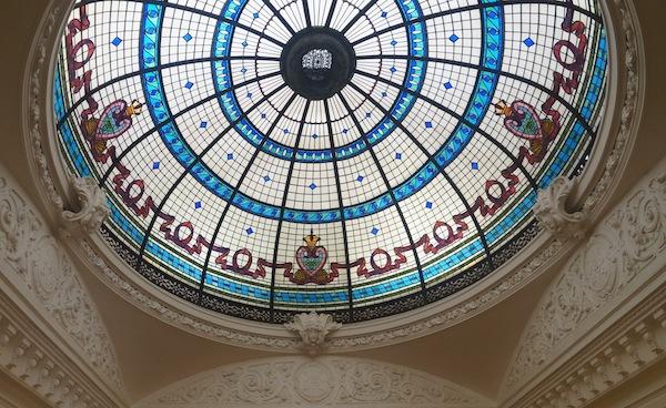 Boldt Castle Ceiling