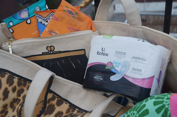 U by Kotex Save the Undies Free Sample