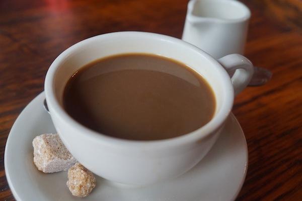 coffee socialite