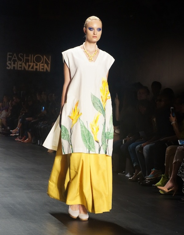 Fashion Shenzhen New York Fashion Week