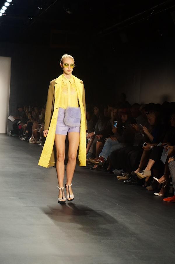 Fashion Week SS16 Georgine