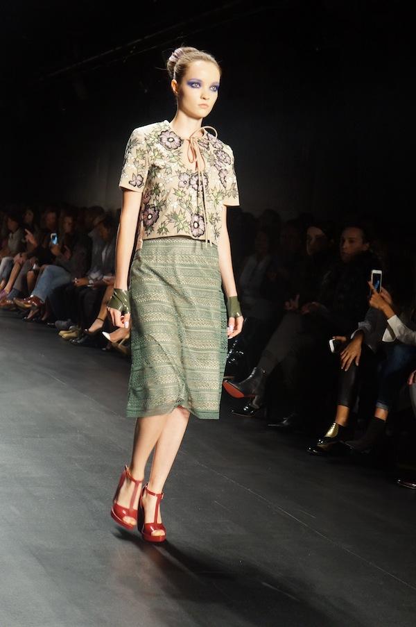 SS16 New York Fashion Week Georgine
