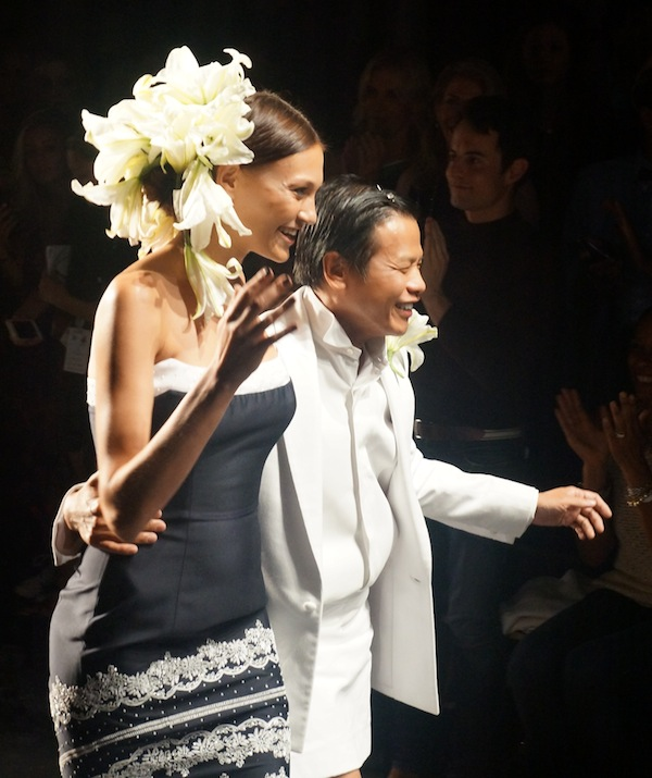 Zang Toi Final Walk