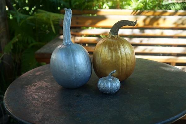 Halloween Pumpkins DIY