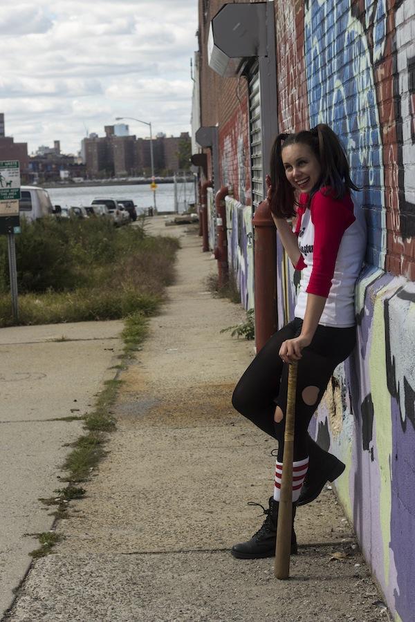 Harley Quinn Brooklyn