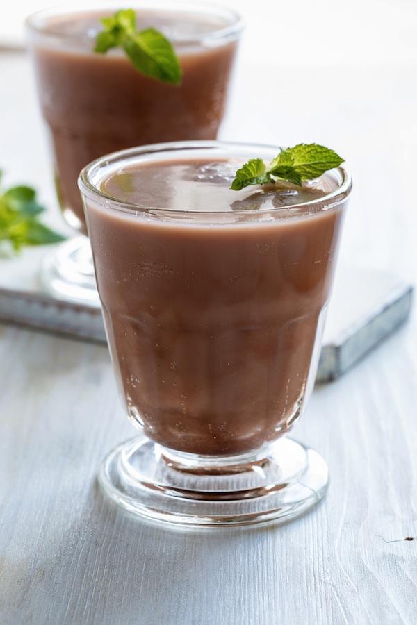 Chocolate Almond Kiss Valentine's Day Cocktail