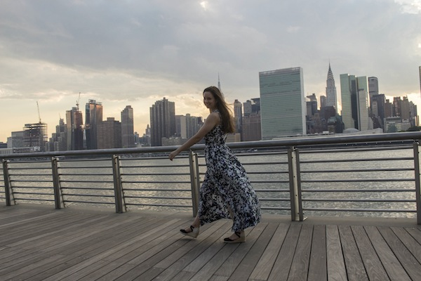 Banana Republic Maxi Dress Long Island City