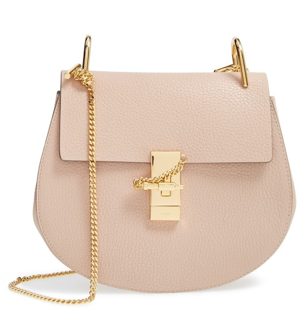 Chloe Drew Leather Crossbody Bag Nordstrom