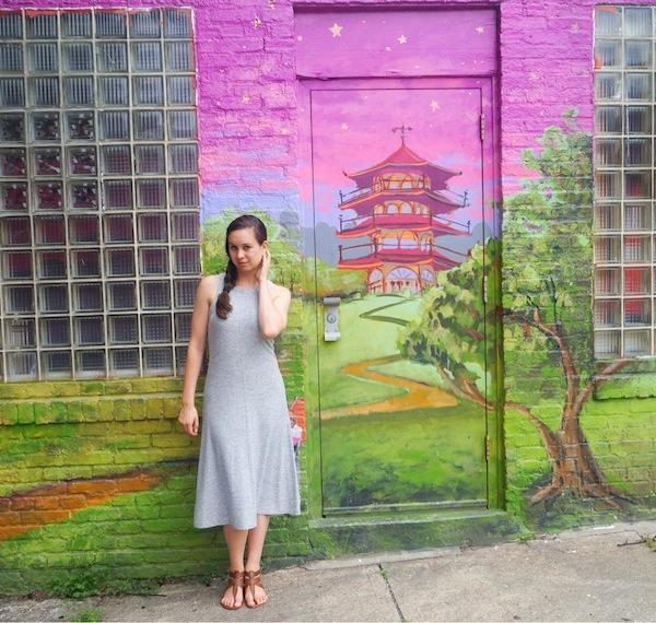 Baltimore Mural Street Art LOFT Lou & Grey