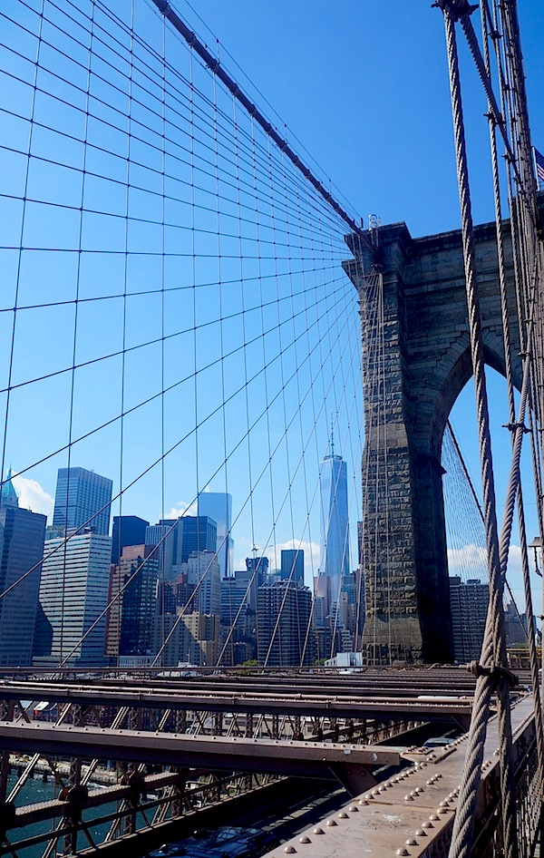New York Travel Tips Brooklyn Bridge