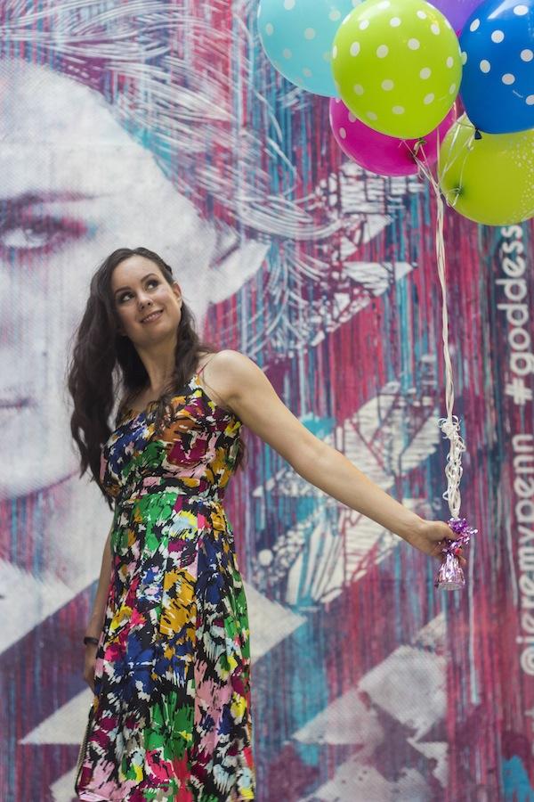 30th birthday Aspiring Socialite J.Crew Dress