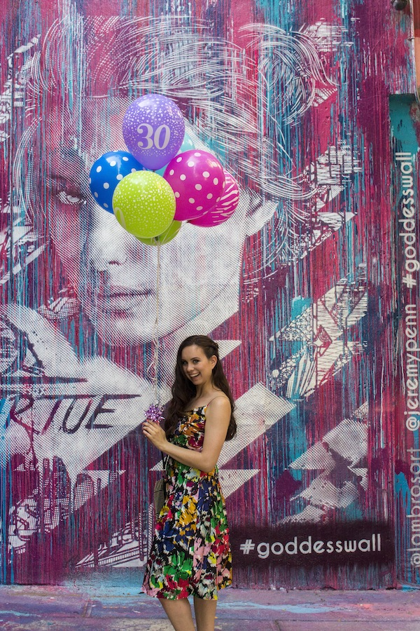Party City Balloons J.Crew Dress