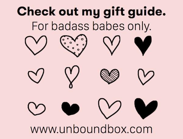 Valentine's Day Gift Guide Unbound