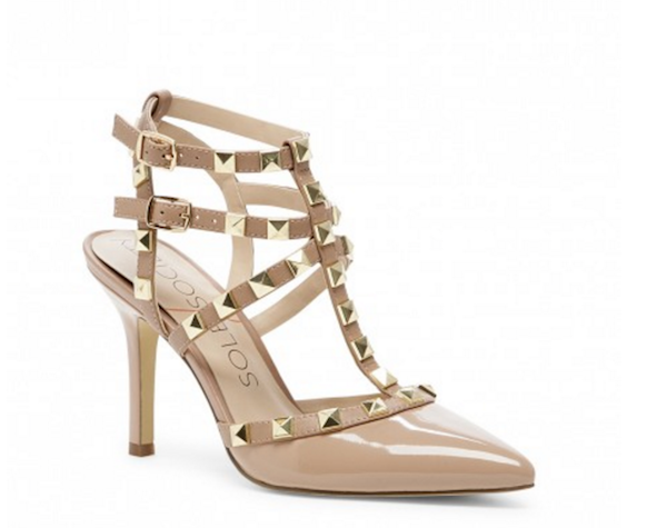 studded t-strap heel sole society