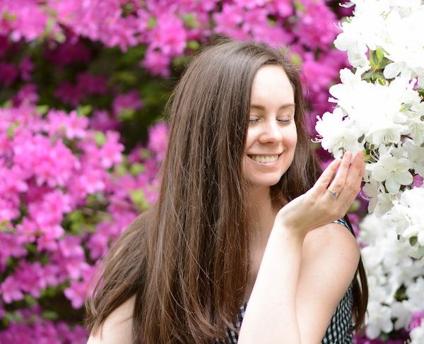 Flowers Spring Style Central Park Vicky Sullivan Aspiring Socialite