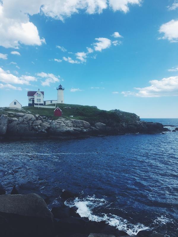 Cape Neddick Light Maine