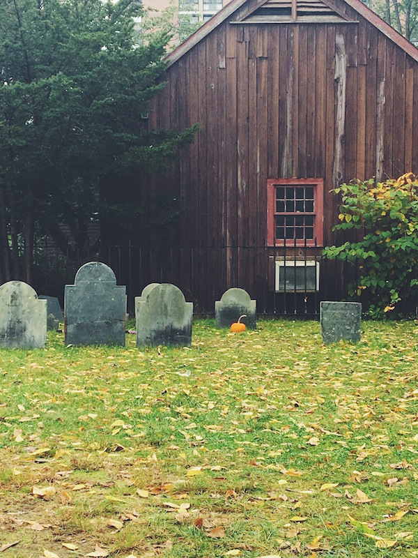 Salem Witch Trial Memorial