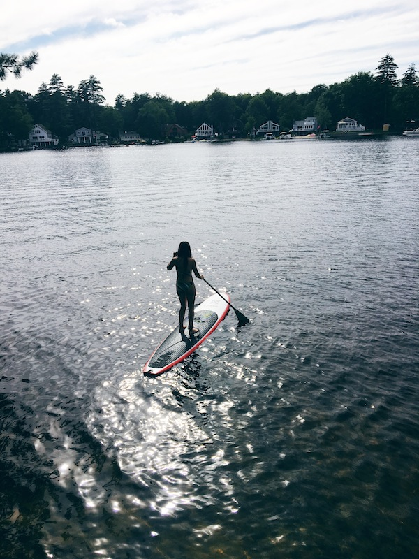 Paddleboard-Paddleboarding-Maine-Vacation