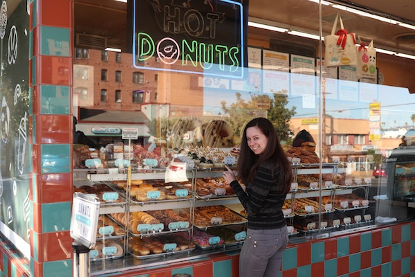 California Donuts in Los Angeles