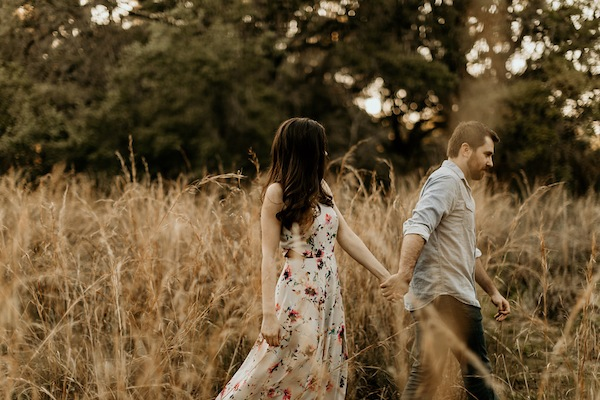 Boho Engagement Shoot