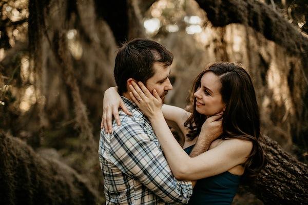 Emily Prada Engagement Photos