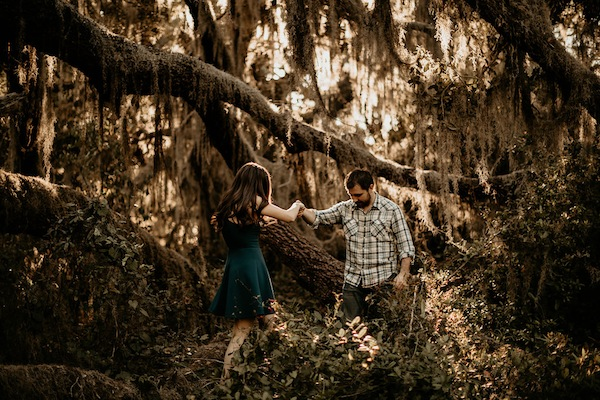 Fairy Tale Engagement Photos