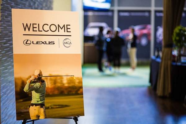 Golf and Body NYC Lexus Women's Gold Event