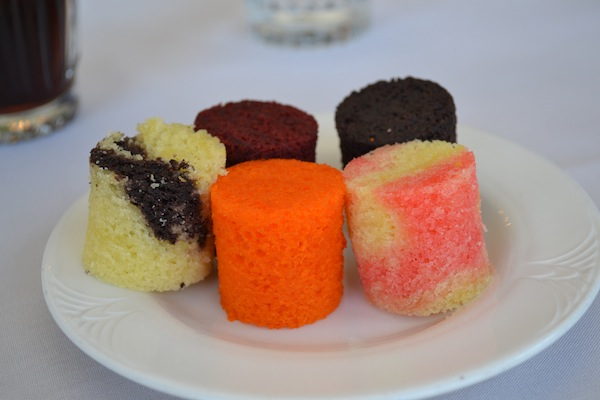 Wedding Cake Tasting Woodloch Resort