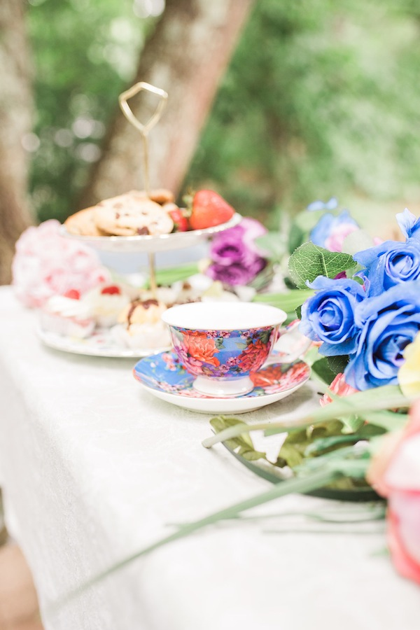 Bridal Shower Dessert Table Idea